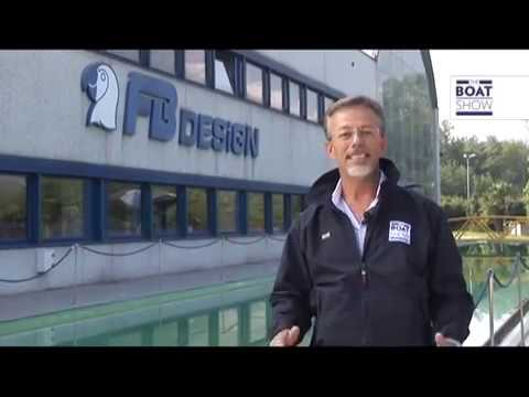 [ITA]  FABIO BUZZI CEO FB DESIGN - Portrait - The Boat Show