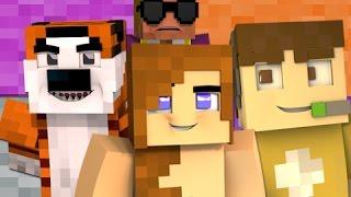 Minecraft - Big Happy Team! (Crewniverse Survival Games!)