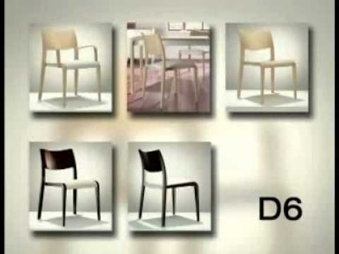 D5 Contemporary Chair