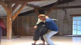 Irina en Enrique op Tango-Diferente 2015