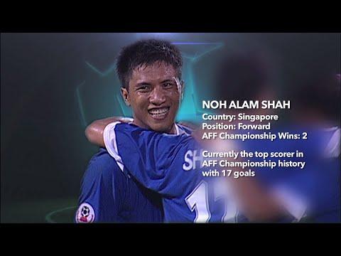 AFF Legends: Noh Alam Shah (Singapore)