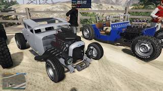 All Info Below!Get The Mods Here!https://www.gta5-mods.com/vehicles/1936-ford-pickup-ratrod-stylehttps://www.gta5-mods.com/vehicles/dumont-type-47-rat-rodhttps://www.gta5-mods.com/vehicles/smith-34-hot-rodhttps://www.gta5-mods.com/vehicles/jeep-willys-hot-rod- Live Streams -http://www.twitch.tv/ridindirtywerkz/profile Cheap Games!https://www.g2a.com/r/rdwdeals- Steam Community -http://steamcommunity.com/groups/ridindirtywerkz- Check Out Our Pages Here -https://twitter.com/RidinDirtyWerkzhttps://www.facebook.com/RidinDirtyWerkzProductionshttps://www.instagram.com/ridindirtywerkzproductions