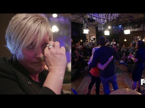 FOX5 Surprise Squad – 1 Oct Survivor Shares Story and Brings Country Super Star to Tears