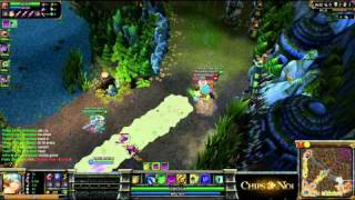 (HD121) Finale Go4LoL 52 Infused vs Fnatic - League Of Legends Replay [FR]