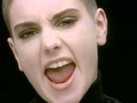 Sinéad O'connor   Nothing Compares 2u   Youtube