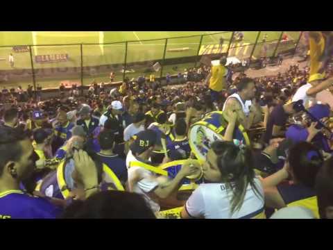 La 12 tocando post partido (la bicicleta-Duele el corazón) - La 12 - Boca Juniors