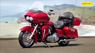 9. Auto Report 2013 - The New Harley-Davidson Road-Glide-Ultra