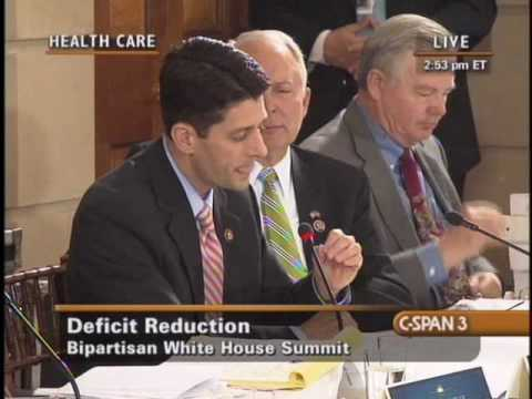 Paul Ryan: Hiding Spending Doesn't Reduce Spending
