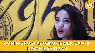Video Kerja Di Dagelan: Admin Grogi Ketemu Cewek Cantik Kayak Revina VT MP3, 3GP, MP4, WEBM, AVI, FLV Oktober 2017