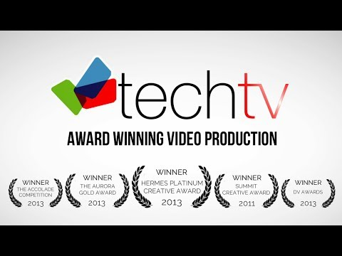 Best Corporate Business Video Production Examples 2013 | Tech TV | 020 7112 8665