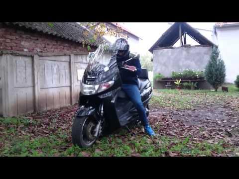 Suzuki burgman 400-2002 фотография