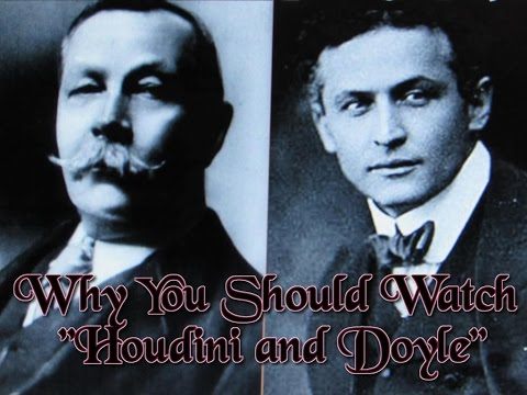 """Why You Should Watch """"Houdini and Doyle"""""""