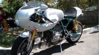 3. Ducati Paul Smart Sport Classic 1000 Motorcycle