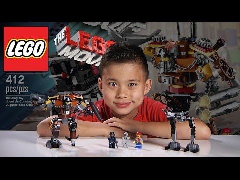 set - MORE LEGO MOVIE VIDEOS: Click here to see LORD BUSINESS' EVIL LAIR: http://youtu.be/1Ifg7nq8g7E Click here to see the ICE CREAM MACHINE: http://youtu.be/l-Ox...