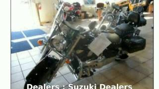 6. 2009 Suzuki Boulevard C90T Features and Review