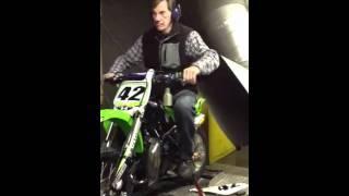2. FMF Kawasaki KX 85 Dyno Run