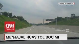 Video Menjajal Ruas Tol Bocimi MP3, 3GP, MP4, WEBM, AVI, FLV Desember 2018