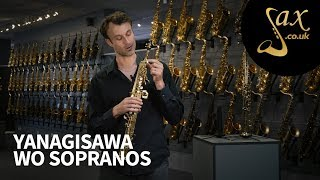 Yanagisawa WO Soprano Saxophones