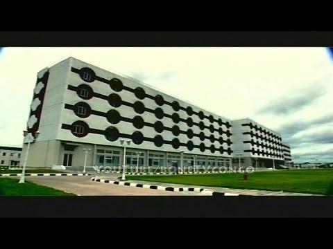 TÉLÉ 24 LIVE:  Joseph Kabila inaugure l'hôpital du Cinquantenaire. Le gouvernement  confie la gestion  au groupe privé indien, Padiyath Health Care