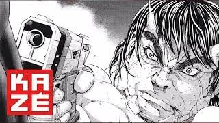 Terra Formars - Manga SF