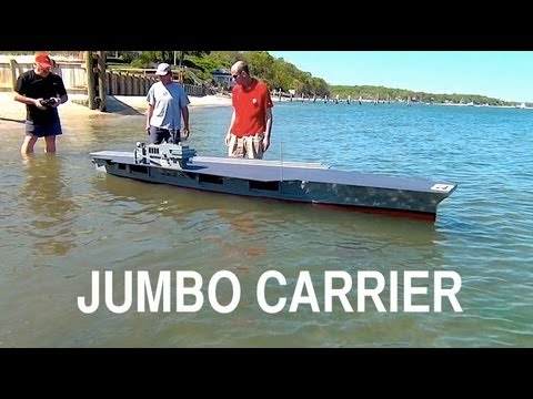 Jumbo RC Carrier