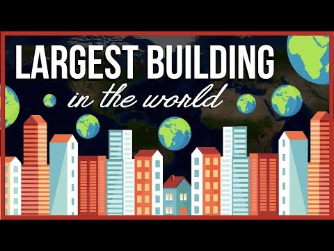 Video What is the Largest Building in the Entire World? download in MP3, 3GP, MP4, WEBM, AVI, FLV January 2017