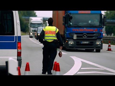 Προσφυγική κρίση: «Προσωρινή» η αναστολή της συνθήκης Σένγκεν διευκρινίζει η Γερμανική κυβέρνηση