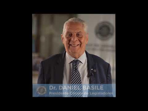 DIA DEL LEGISLADOR 2020 - Diputado Nacional (MC) Dr. Daniel Basile