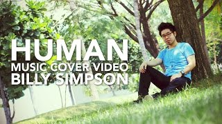 Billy Simpson Human Music Cover Video