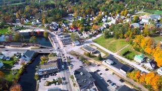 Tilton (NH) United States  City new picture : Aerials over Tilton, NH (DJI Phantom 2 and GoPro Hero3+)
