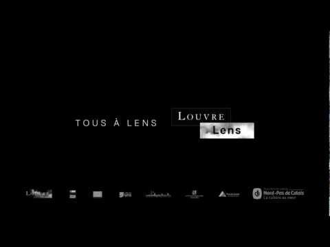 Tous à Lens - Ouverture du musée du Louvre-Lens le 12-12-2012