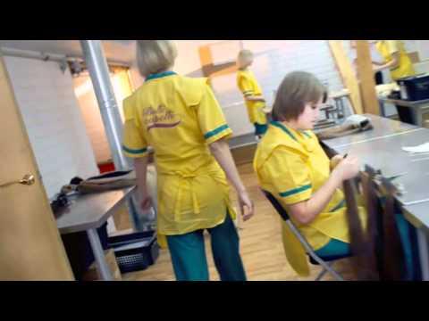 Процесс производства волос для наращивания марки Белли Капелли BelliCapelli