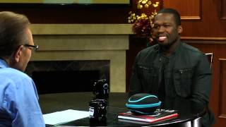 """""""I Want To Sell Water"""": 50 Cent Shares Inspiration Behind Vitamin Water   Larry King Now   Ora TV"""