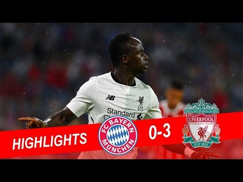 Liverpool Vs Bayern Munich 3-0 All Goals And Highlights