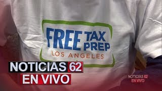 Servicio gratuito para contribuyentes de bajos recursos. – Noticias 62. - Thumbnail