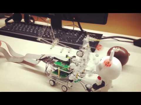 樂學網線上補習-思頂機器人-清潔王+小拳王創意改造