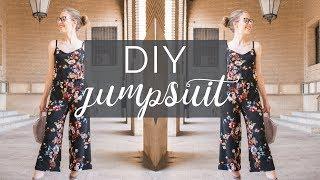 CLONA TU ARMARIO: Cómo hacer un mono, enterizo o jumpsuit paso a paso