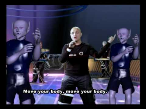 Move Your Body - Move Your Body is the title of the second single of the Italian Eurodance band Eiffel 65 extracted from the debut album