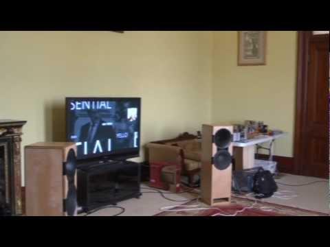 Bathurst acoustic room treatment comparison (384kbps)