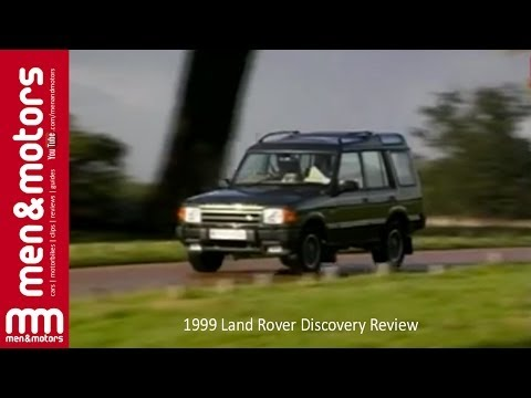 1999 Land Rover Discovery Review