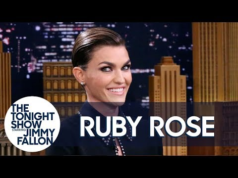 Download Ruby Rose Gets Emotional About Being Cast as Batwoman HD Mp4 3GP Video and MP3