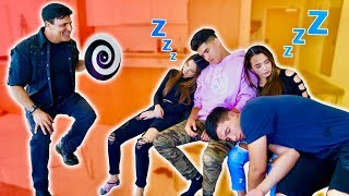 Video WE GOT HYPNOTIZED! **Camera Man PASSES OUT** MP3, 3GP, MP4, WEBM, AVI, FLV Oktober 2018