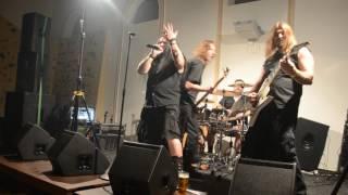 """Video Epidemy - """"Hřbitovní kvítí"""" - live - 3G Fest 2016"""
