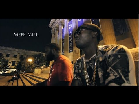 """Meek Mill - Freestyle at """"Made In America"""" Music Festival (Dreams & Nightmares Official Album Cover)"""