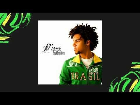 D'black - Sem Ar (Áudio Oficial)