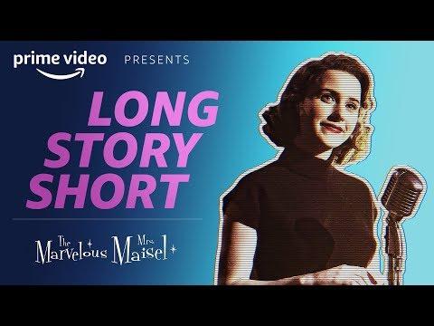 The Marvelous Mrs Maisel | Long Story Short Recaps Pilot | Prime Video