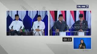 Video Prabowo Salahkan Presiden-Presiden Sebelumnya? | DEBAT KELIMA PILPRES 2019 MP3, 3GP, MP4, WEBM, AVI, FLV April 2019