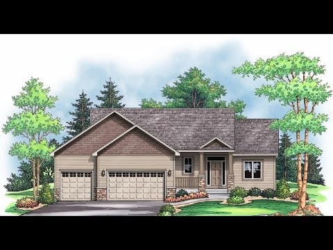 New Construction Walkout Rambler 19882 Deerbrooke Path, Farmington MN