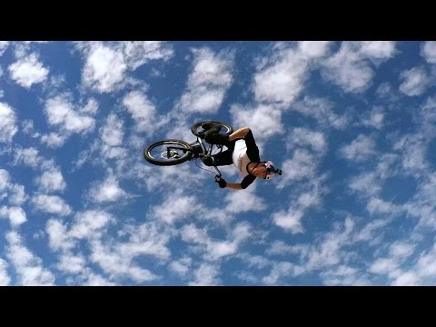 Behind the scenes of amazing GoPro rooftop bike video
