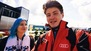 Eine Rennserie nur für Frauen | Spielkind Racing •| Audi R8 Cup Hockenheim Rennen 2/2